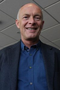 David Parrish - speaking at K-Club Manchester 9.7.15