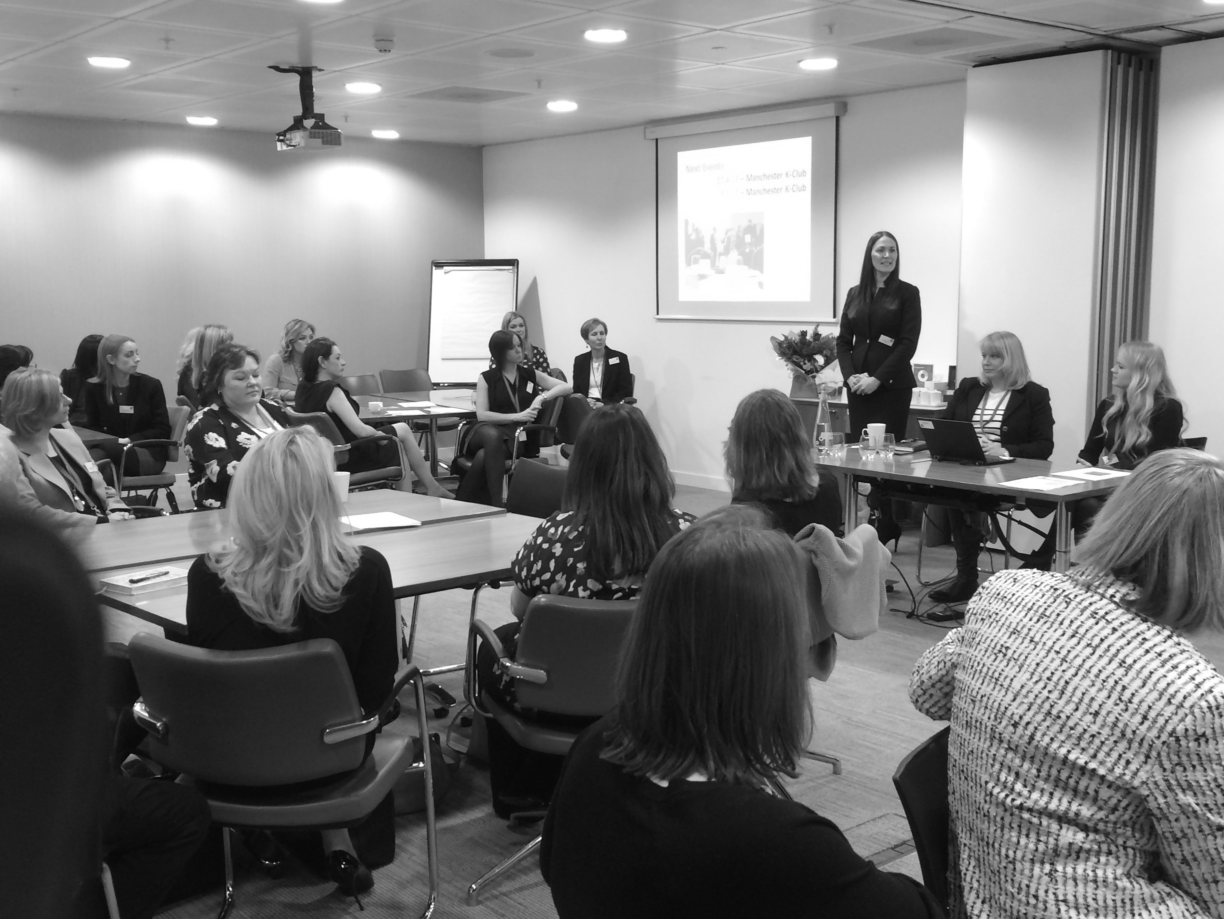 K-Club Women's Lunch 7.3.17 hosted by DWF