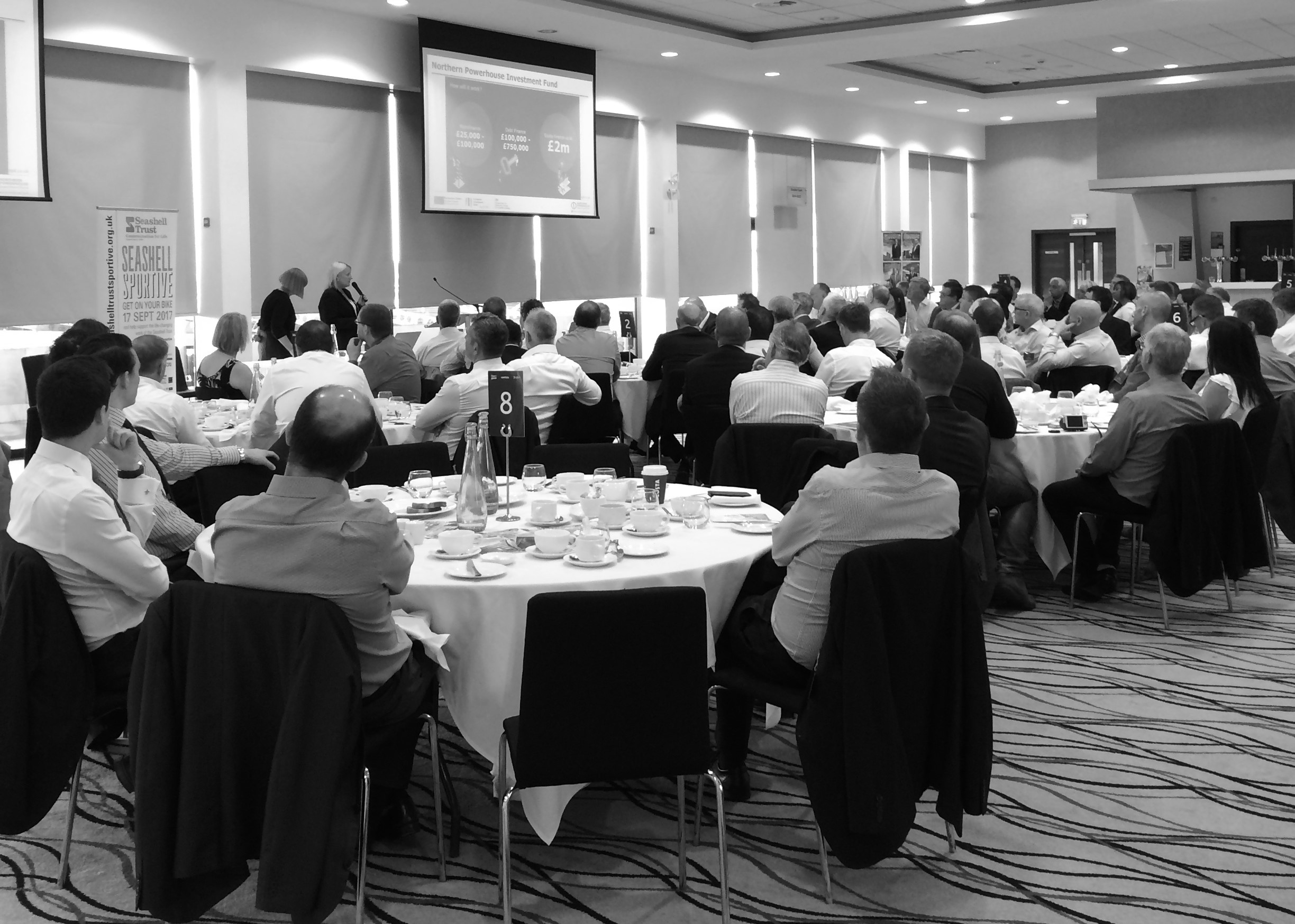 K-Club Manchester Breakfast Event 6.7.17