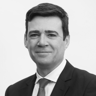 Andy Burnham - K-Club Speaker (image from Twitter)