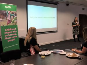 K-Club Women's Lunch 5.10.17 - Charity, NSPCC