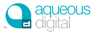 Aqueous Digital Logo