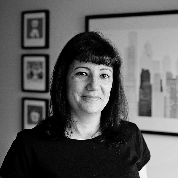 Amanda Manson of Orderly Office and Home 2020 - b&w