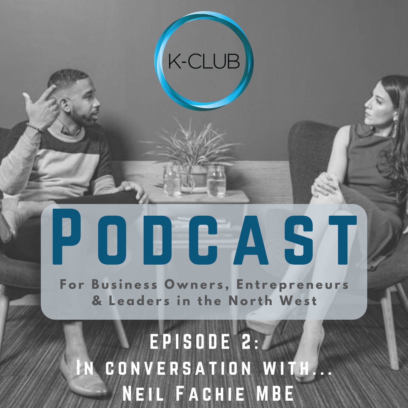 K-Club Podcast #2 - Neil Fachie mindset